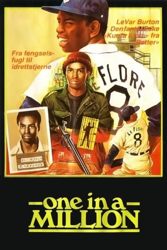 Poster of One in a Million: The Ron LeFlore Story