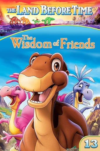 Poster of The Land Before Time XIII: The Wisdom of Friends