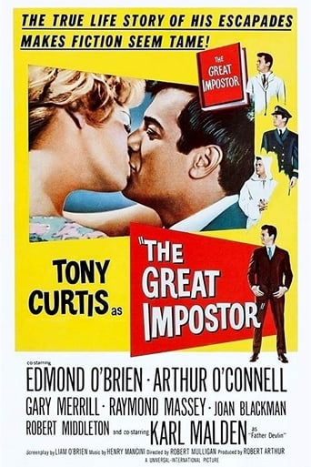 Poster of The Great Impostor