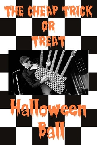 Poster of Cheap Trick or Treat Halloween Ball