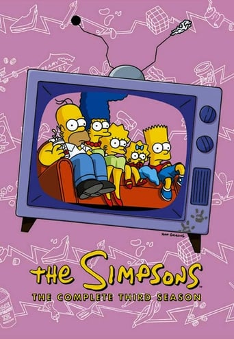 Simpsonai / The Simpsons (1991) 3 Sezonas