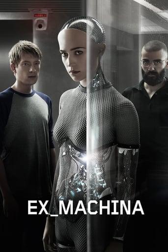 Poster of Ex Machina