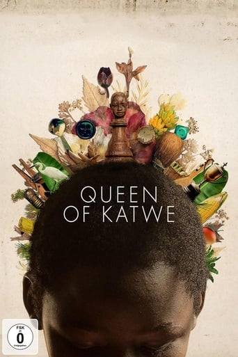 Filmplakat von Queen of Katwe