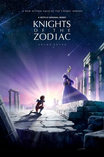 Saint Seiya Knights of the Zodiac 1ª Temporada - Poster
