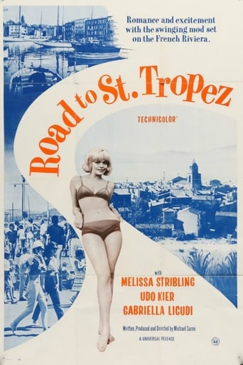 Poster of Road to St. Tropez