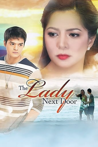 Poster of The Lady Next Door