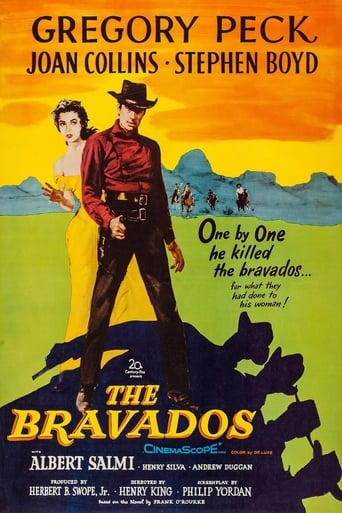 Poster of The Bravados