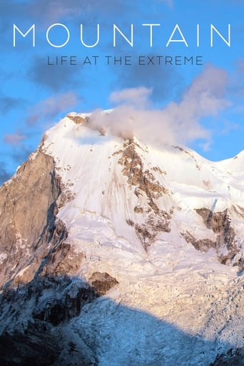 Poster of Mountain: Life at the Extreme