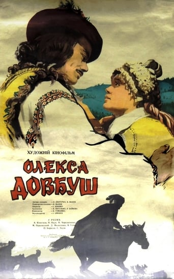 Poster of Oleksa Dovbush