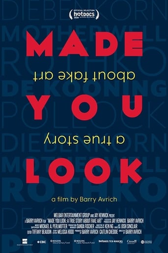 Poster Made You Look: A True Story About Fake Art