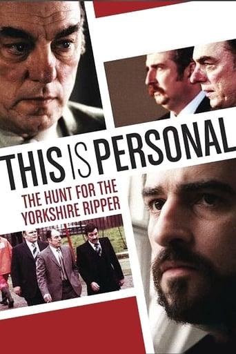 Poster of This Is Personal: The Hunt for the Yorkshire Ripper