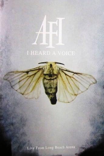 AFI: I Heard a Voice
