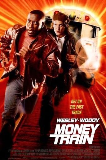 Poster of Vlak plný peněz