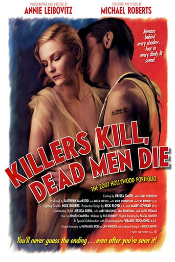 Killers Kill, Dead Men Die