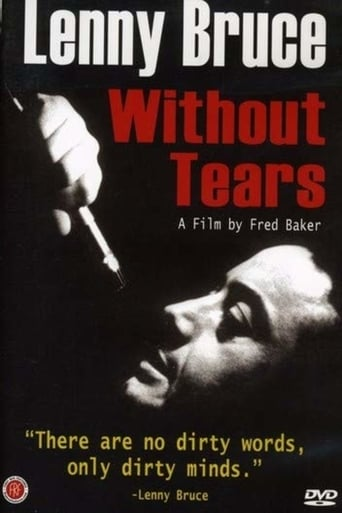 Poster of Lenny Bruce: Without Tears