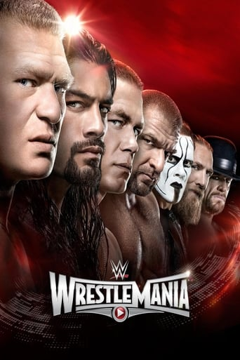 Poster of WWE WrestleMania 31