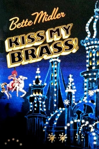 Bette Midler: Kiss My Brass Live at Madison Square Garden