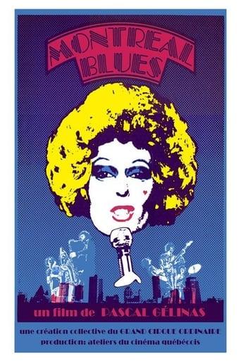 Poster of Montréal blues