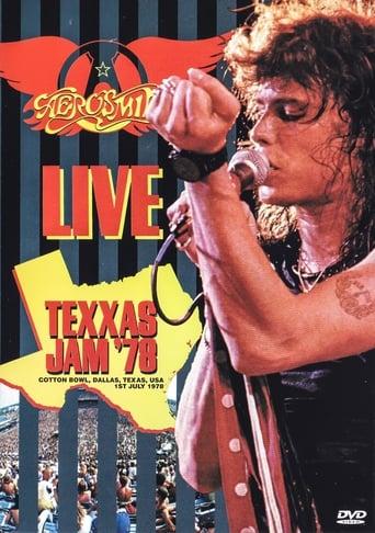Poster of Aerosmith - Live Texxas Jam'78