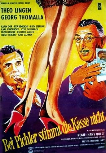 Poster of Bei Pichler stimmt die Kasse nicht