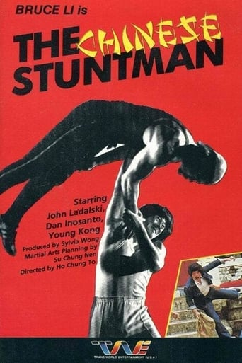 Poster of The Chinese Stuntman