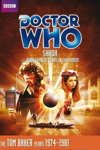 Poster of Doctor Who: Shada