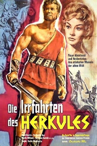 Die Irrfahrten des Herkules