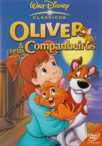 Oliver e sua Turma - Poster