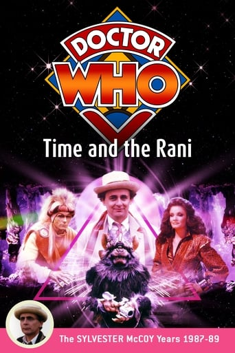 Poster of Doctor Who: Time and the Rani