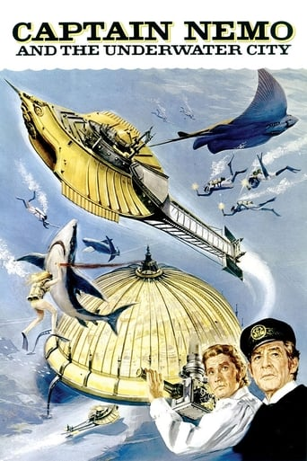 Poster of Captain Nemo and the Underwater City