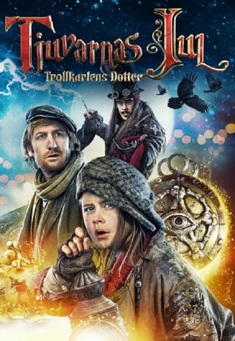 Poster of Tjuvarnas jul: Trollkarlens dotter