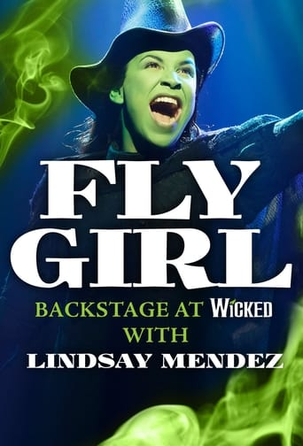 Fly Girl: Backstage at 'Wicked' with Lindsay Mendez