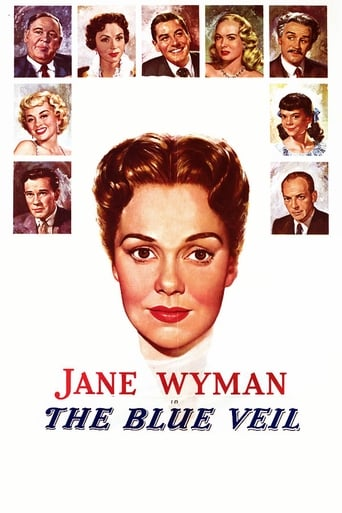 Poster of The Blue Veil