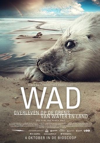 Poster for WAD: overleven op de grens van water en land