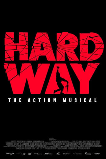 Poster of Hard Way: The Action Musical
