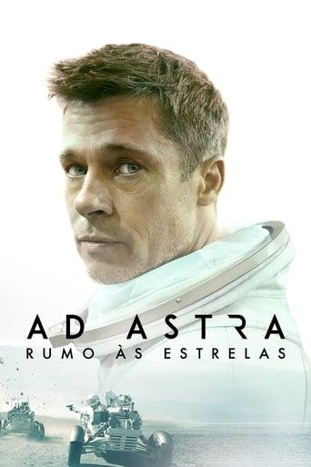 Ad Astra: Rumo às Estrelas - Poster