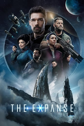 Poster of The Expanse