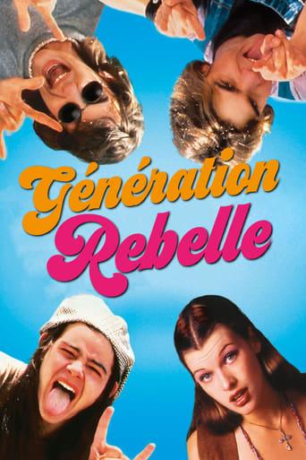 Poster of Génération rebelle