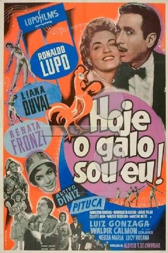 Poster of Hoje o Galo Sou Eu!