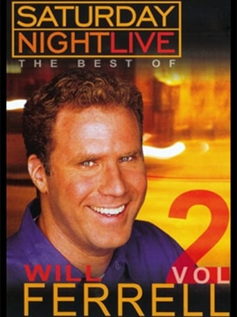 Poster of Saturday Night Live: The Best of Will Ferrell - Volume 2