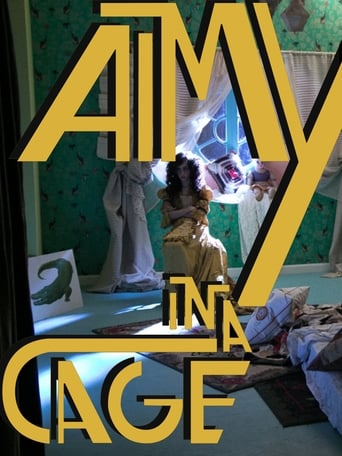 Poster of Aimy in a Cage