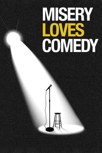 Poster of Misery Loves Comedy