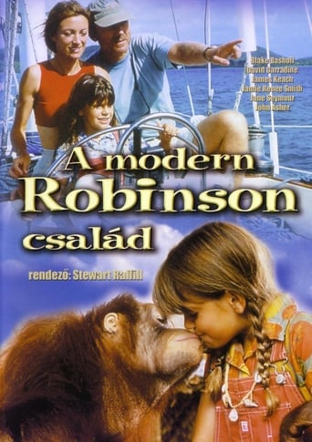 Poster of The New Swiss Family Robinson