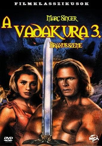Poster of Beastmaster III: The Eye of Braxus