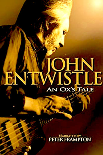 Poster of An Ox's Tale: The John Entwistle Story