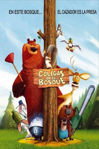 Poster of Colegas en el bosque