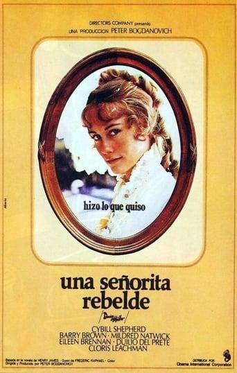 Poster of Una señorita rebelde