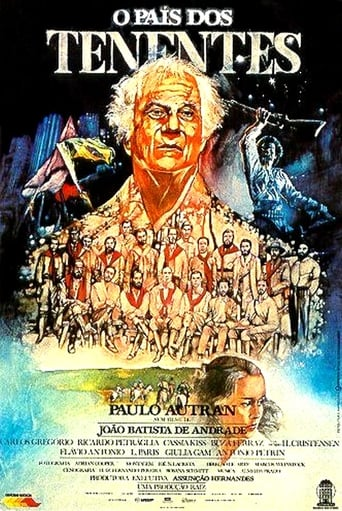 Watch O País dos Tenentes 1987 full online free