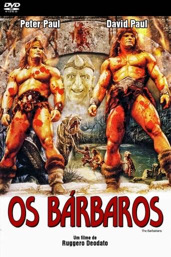 Os Bárbaros - Poster