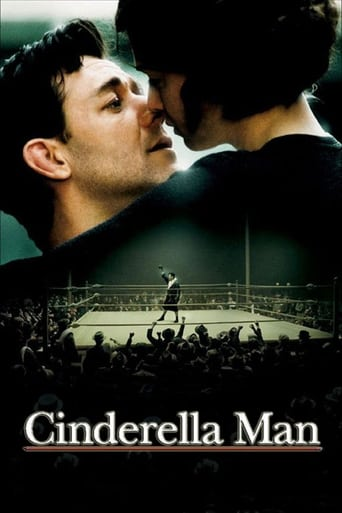 Poster of Cinderella Man
